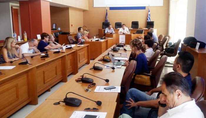 Kick-off meeting of Incuba project