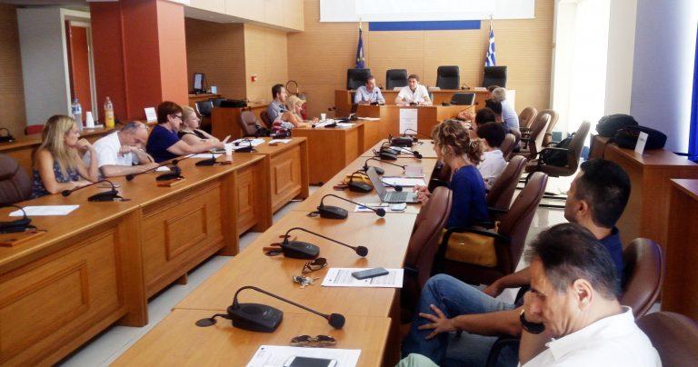 Kick-off meeting of Incuba project